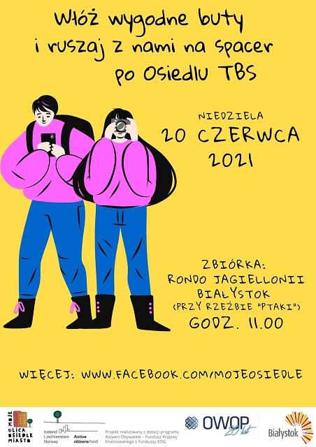III Forum Aktywnych Mieszkańców TBS w Białymstoku