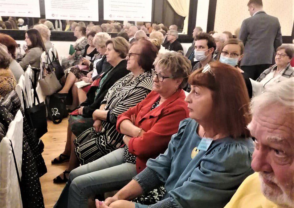 Film z II Podlaskiego Kongresu Rad Seniorów