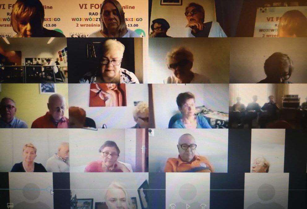 Echa VI Forum Rad Seniorów