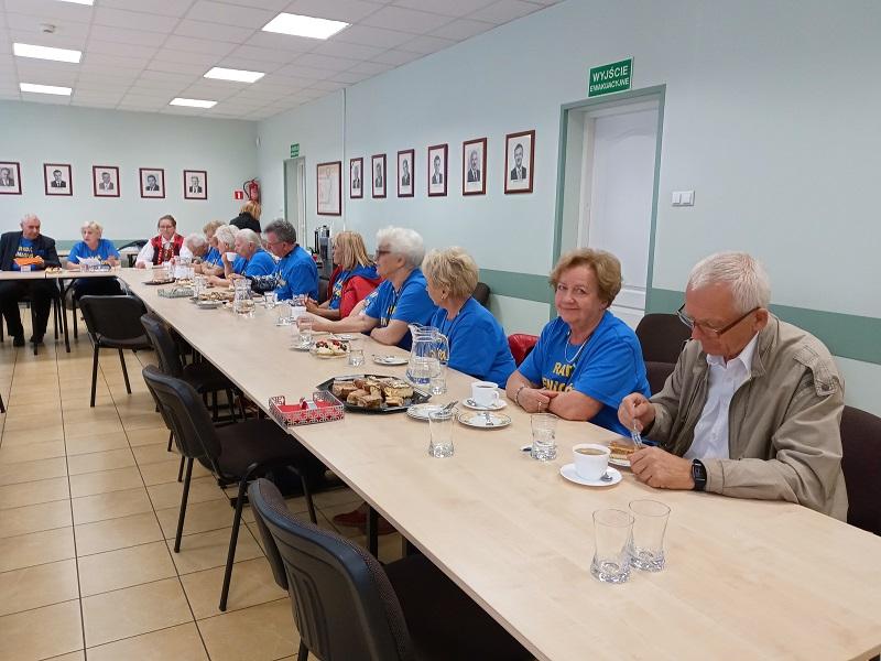 Łomżyńska Rada Seniorów z wizytą w Ostrołęce