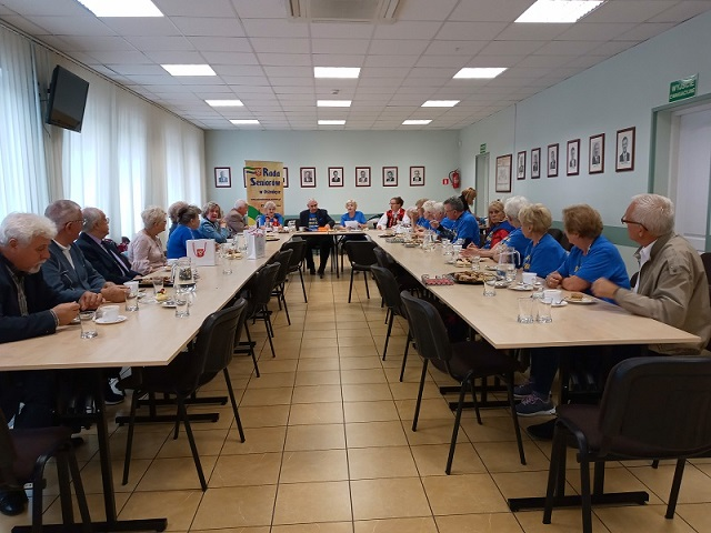 Rady seniorów współpracują