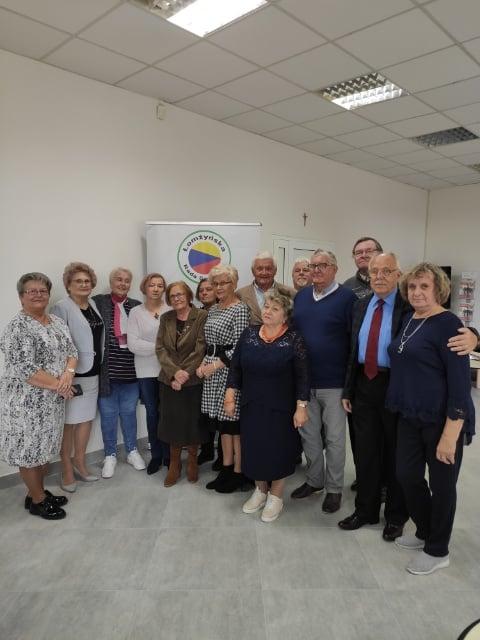 Miejska Rada Seniorów w Sejnach i Łomżyńska Rada Seniorów